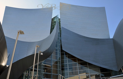 DISNEY MUSIC CENTER, LA