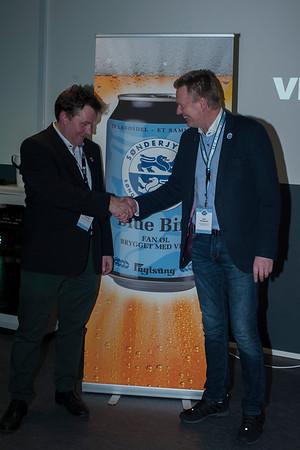 16-01-2017 Sønderjyske Bier smagning