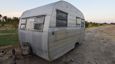 1950 avalon travel trailer
