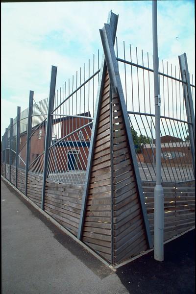 saltshaker's fence