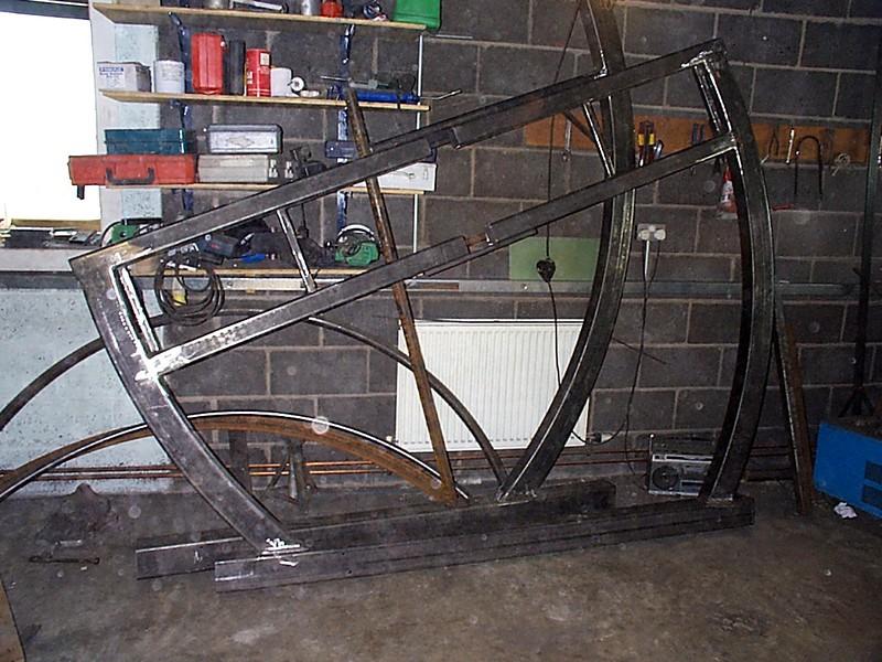 rearmast