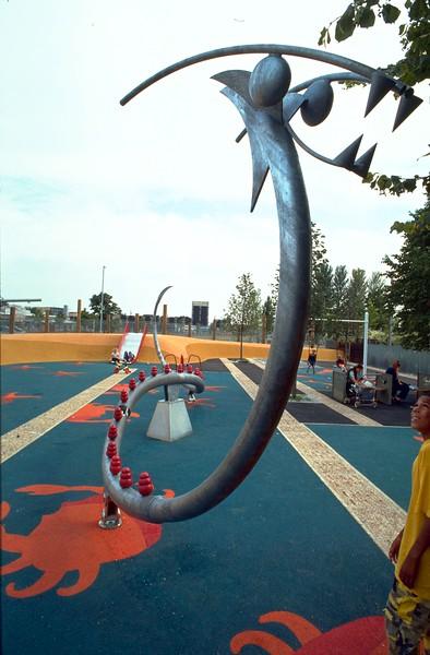 park sea snake hr
