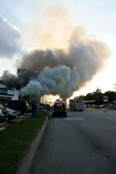 2 Alarm Fire 11.1.2008