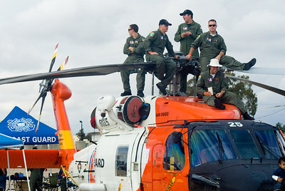 Coast Guard 2006 Miramar Airshow