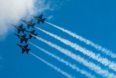 Blue Angels 2006 Miramar Airshow