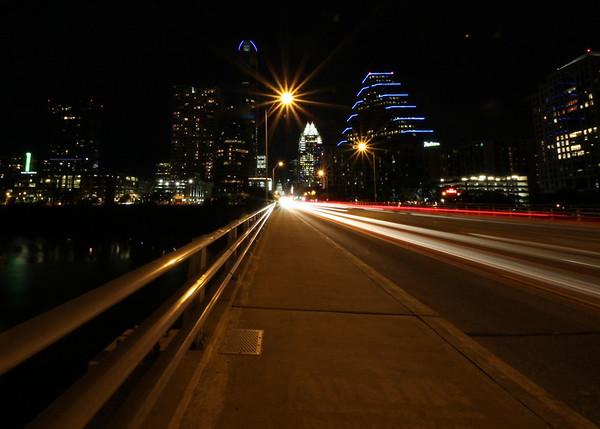 Austin skyline March 2012