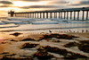 "Sunset at Scripps Pier in La Jolla  <p>To purchase this image <a href=""http://rkligman.smugmug.com/gallery/3049244#181251943""> Click Here to be taken to the Full Size image where you can then click the ""buy: this photo"" link above the image.</a>.  </p><br />"