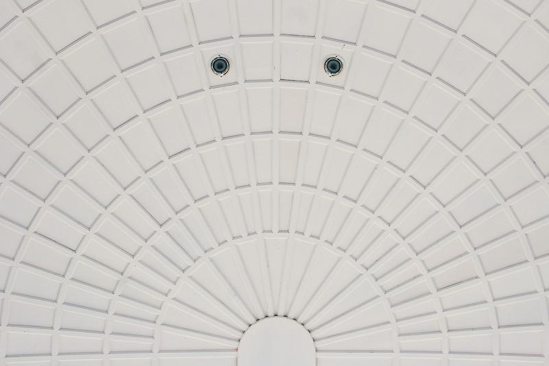 Das Auge der Kuppel