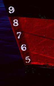 9,8,7,6,5 Embarcadero, San Diego, California - January 2008 Velvia 50, Maxxum 7