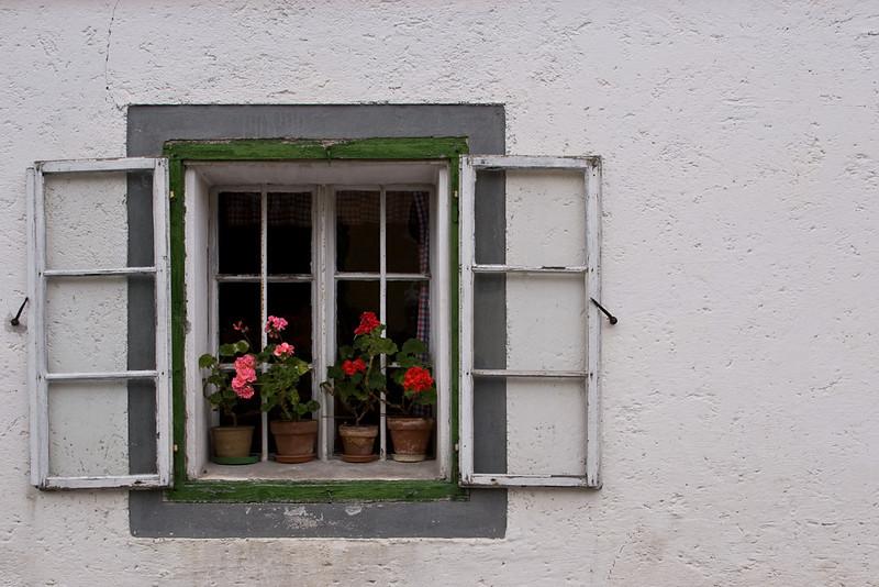 Fenster, Fassade