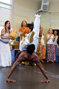 Capoeira Move Capoeira Brasil Batizado, San Diego, California - October 2008