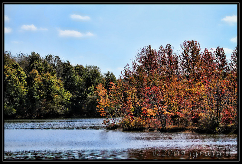 Lake, Plainsboro Preserve