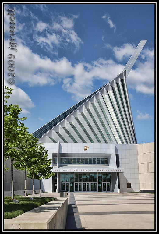 Marine Corps Museum<br /> Quantico VA