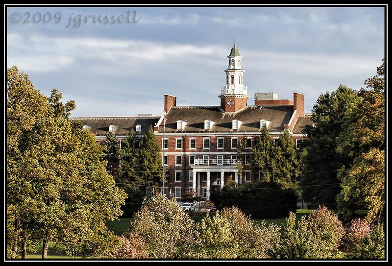 Roosevelt Hospital<br /> Roosevelt Park