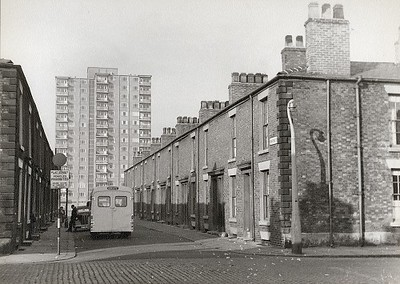 Pickford Ct once on Pickford St 1967