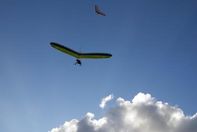 Stack Glider La Jolla, California - October 2009