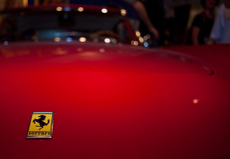 Ferrari essential