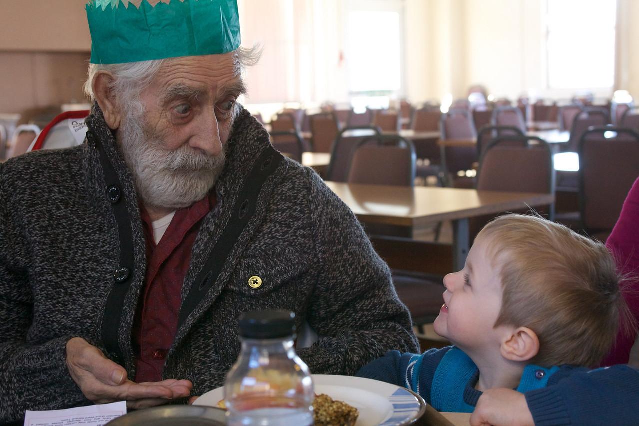 Week 51 - Grandpa and Grandson
