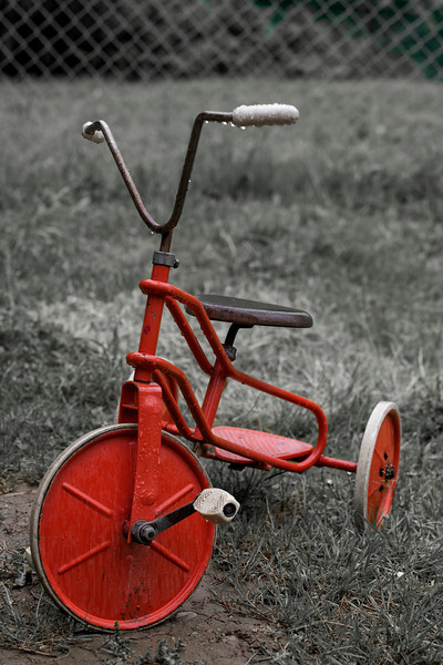 Week 19 - Tricycle - Canon 5d2 and canon 70-200/4