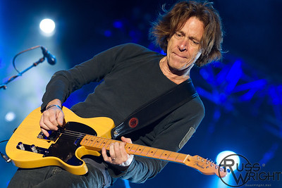 Dominic Miller, Sting's guitarist. Treasure Island, San Franciso, CA. October 5, 2011