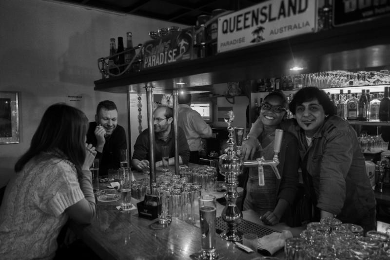 Friendly Bar!