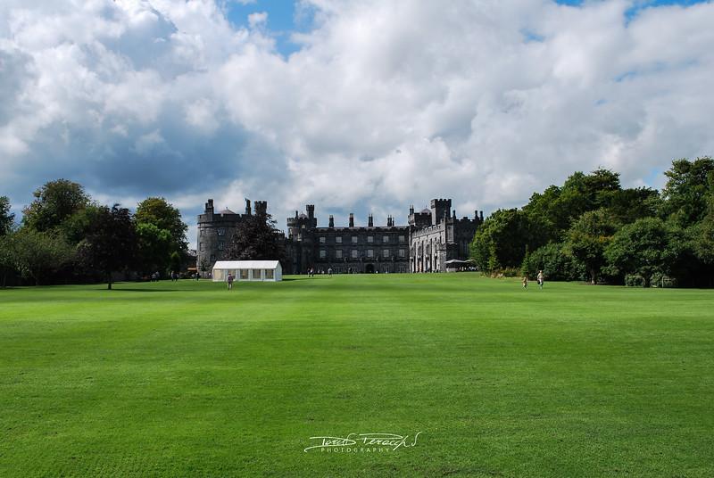Il Castello Di Kilkenny