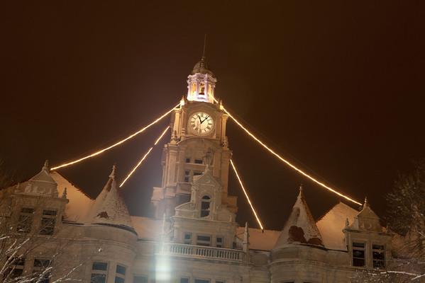 Christmas in Iowa 2012