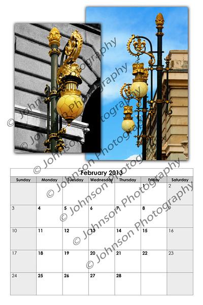 2013 Calendar - MADRID