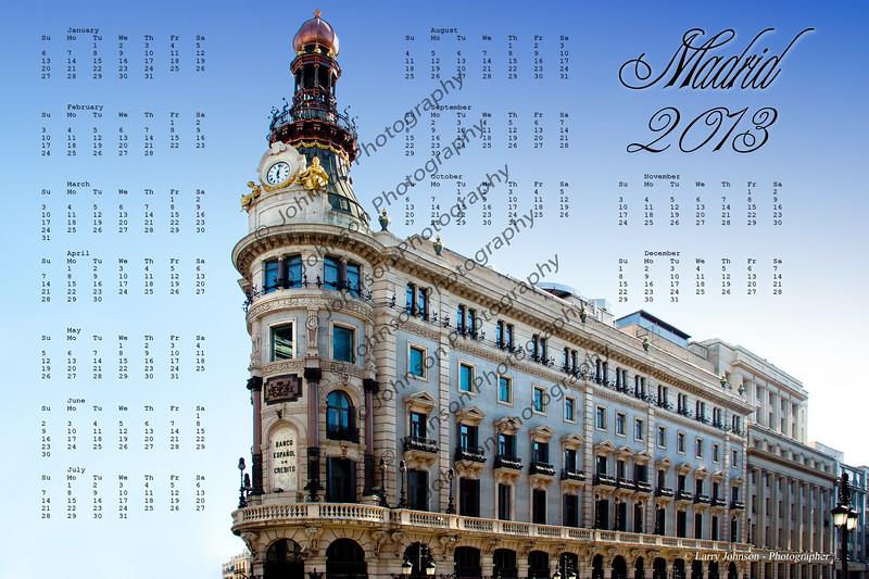 2012 Calendar Year