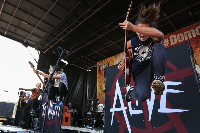 Tonight Alive / July 21st 2013 / Ryan Siverson