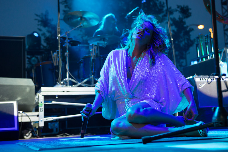 Grace Potter and the Nocturnals, July 12th 2013, Ryan Siverson