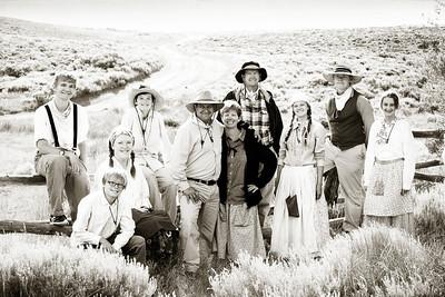 Family - Niederhauser 7051 bw