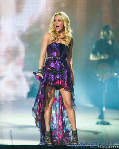 Carrie Underwood at Mandalay Bay