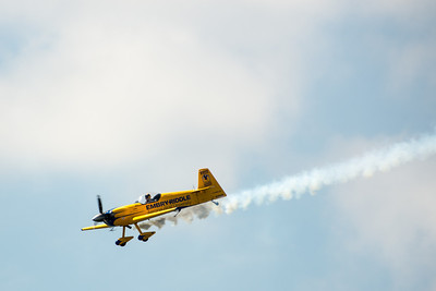 Matt Chapman Airshows: Embry-Riddle Eagle 580