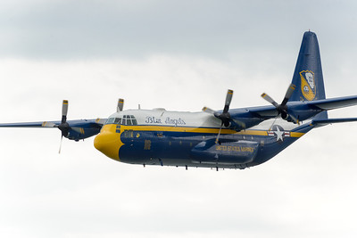 "Blue Angels' C-130 ""Fat Albert"""