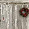 12-23-14: Wreath, Spring Creek
