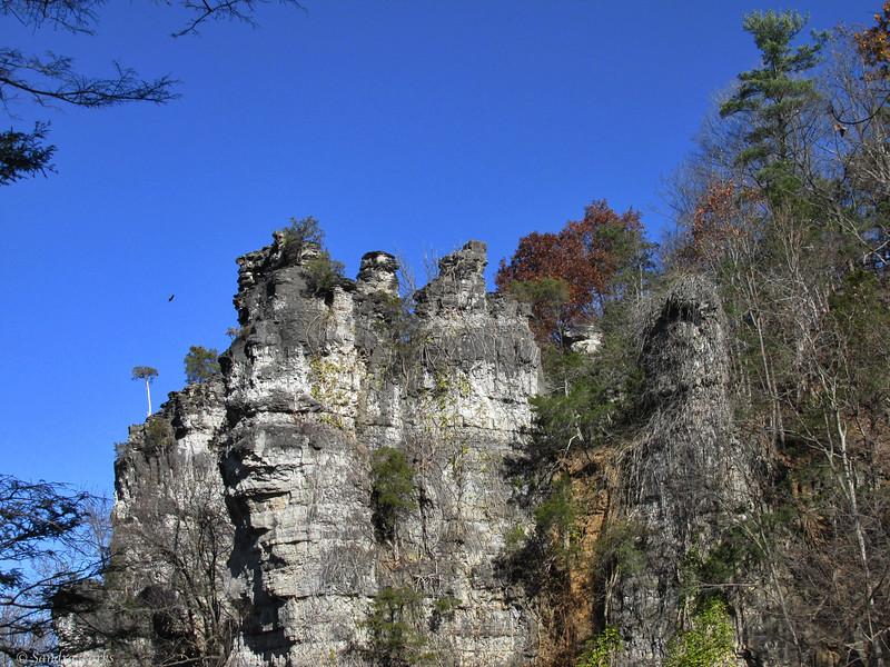 11-12-14: Natural Chimneys