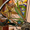 11-27-14: detail, Nikki's wheel