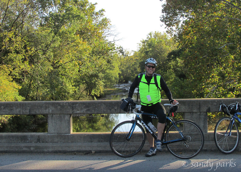 10-5-14: North Fork of the Shenandoah, with Carl.