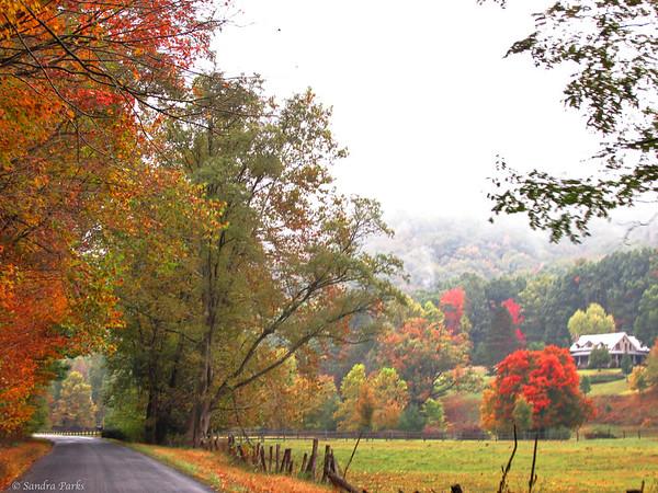 10-11-14:  Cramer homeplace. Stokesville