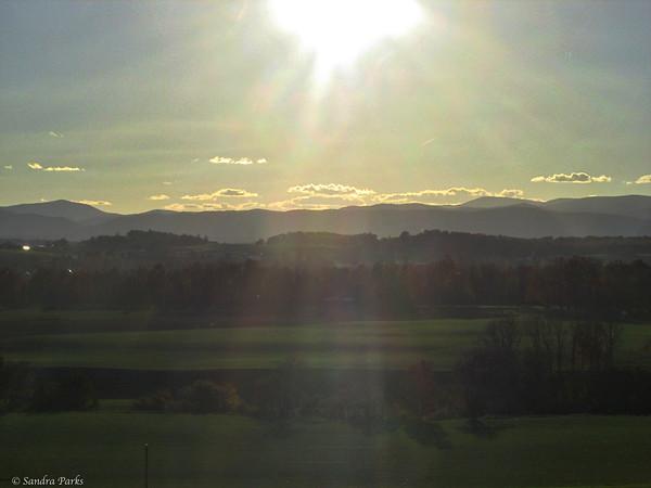 10-29-14: Majestic View