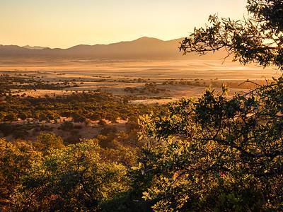 San Rafael Valley Coronado National Forest