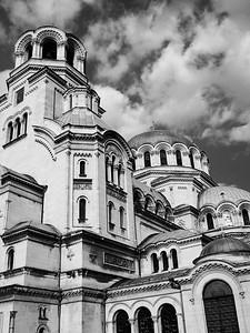 Alexander Nevsky Cathedral, Sofia, Bulgaria - September 18th