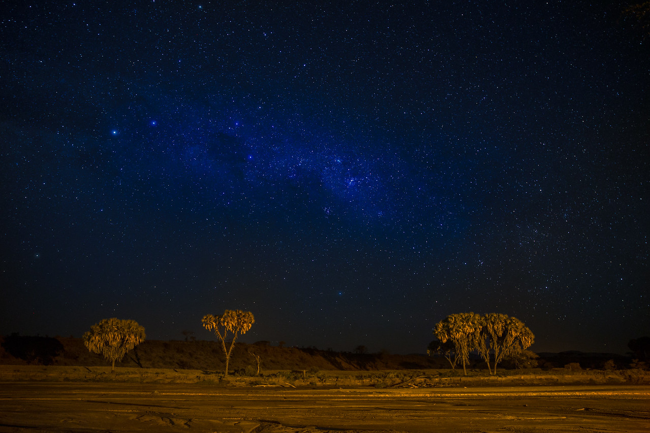 African Milky Way
