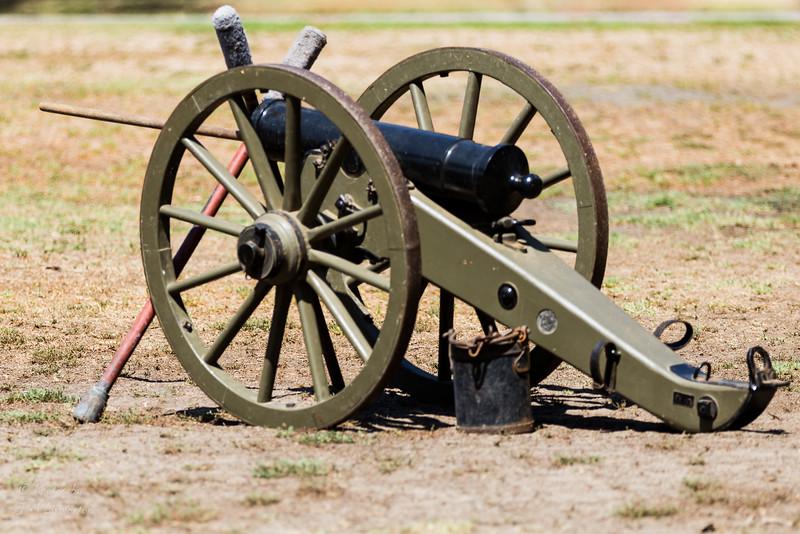 Union Artillery Piece