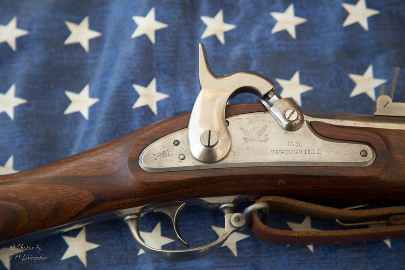 Union Army musket