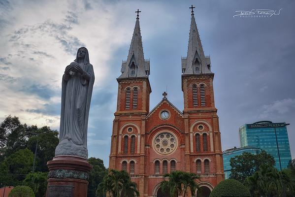 Notre Dame In Vietnam