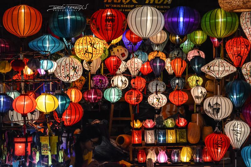 Le Lanterne Di Hoi-An