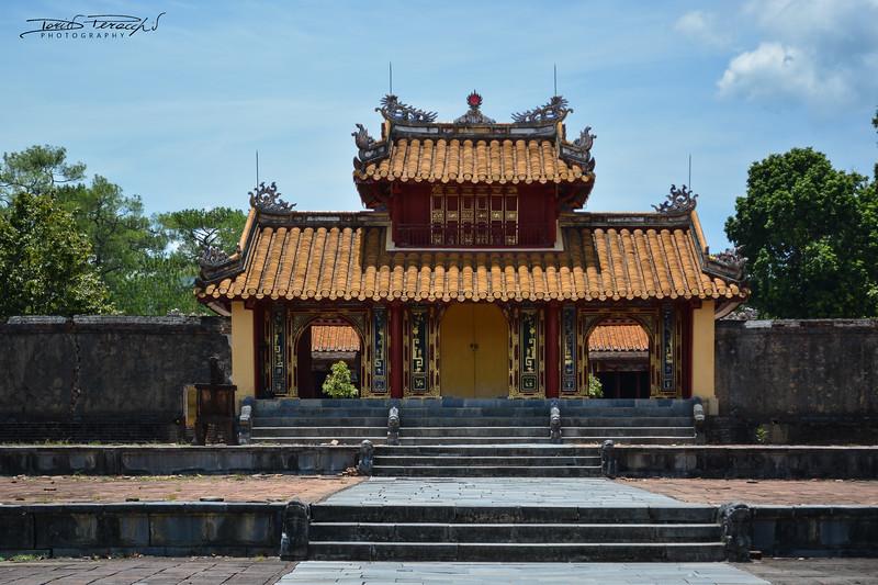 Minh Mang Royal Tomb