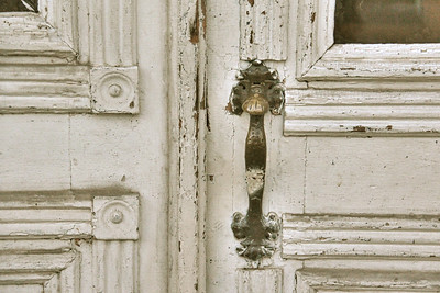 1-19-15: old door, Bank Street